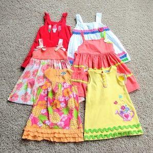 3T Bundle/girls dresses.
